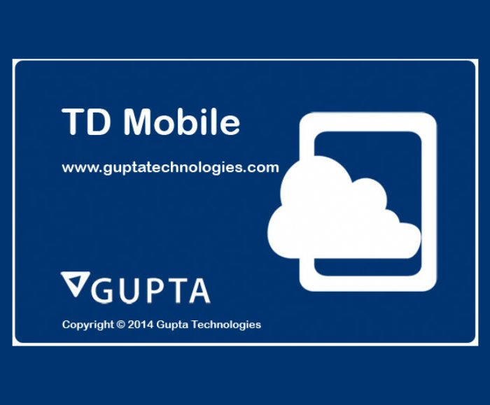 Gupta Releases New Version of Its HTML5 Web Application Development Platform