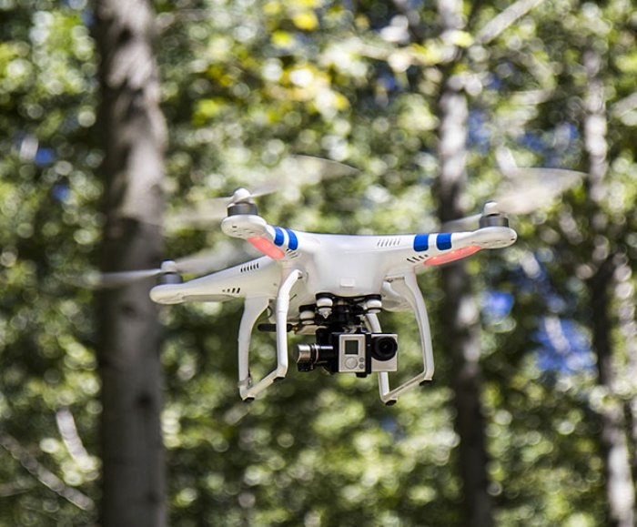 Alarm.com plans to use video enabled drones for security