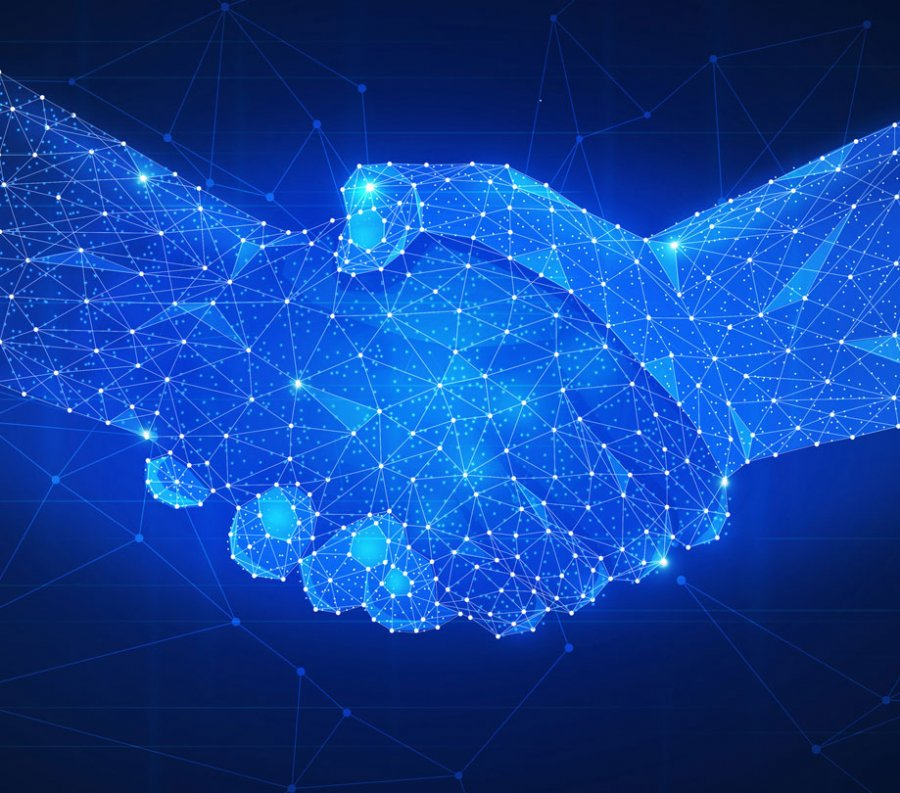 How smart contracts and AI could work together