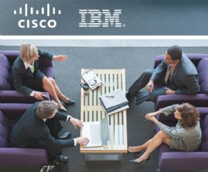 IBM and Cisco Are Teaming Together to Create New Cloud Collaboration Solutions