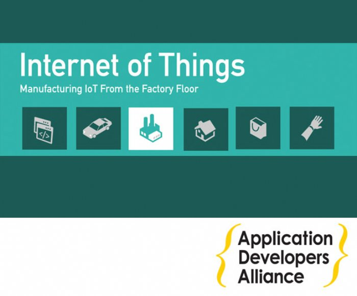 New Report on the Opportunities for Developers for iOT and the Manufacturing Industry