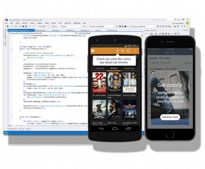 Apps built with Xamarin now have access to Inserts marketing platform