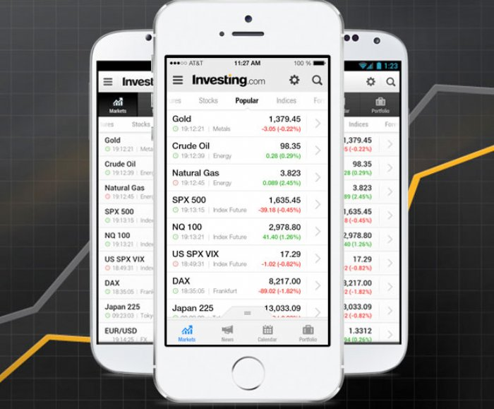 Investing.com launches cryptocurrency investment app