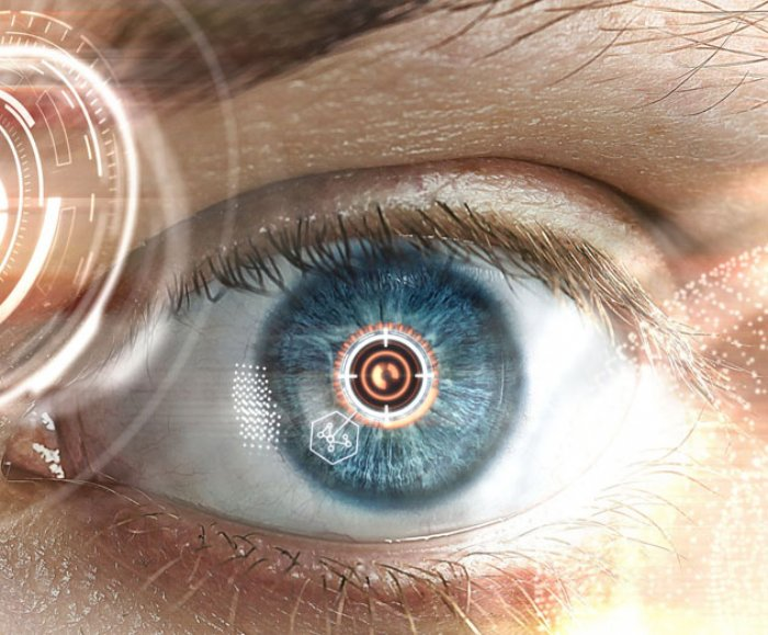 Iris Scanning and the Future of Mobile Security