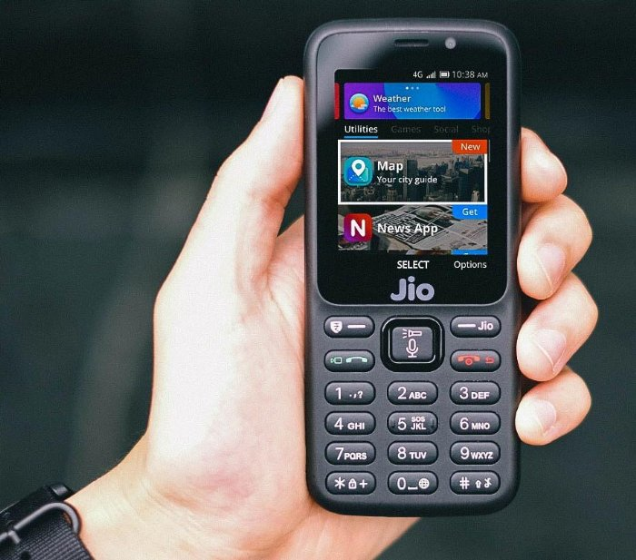 KaiOS talks smart feature phones and app developers | ADM