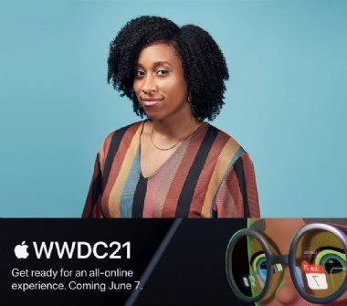 Kaya Thomas weighs in on WWDC 2021