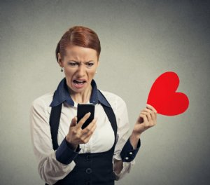 American dating app registrations drop almost 500 percent