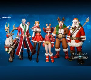 Lineage 2: Revolution update features new holiday in-game content