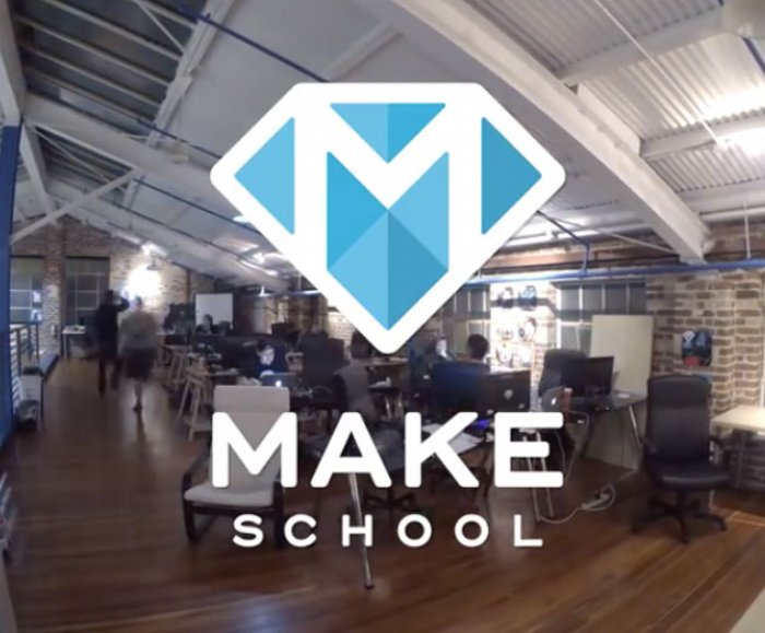 Make School Summer Developer Training Includes VR and Gaming