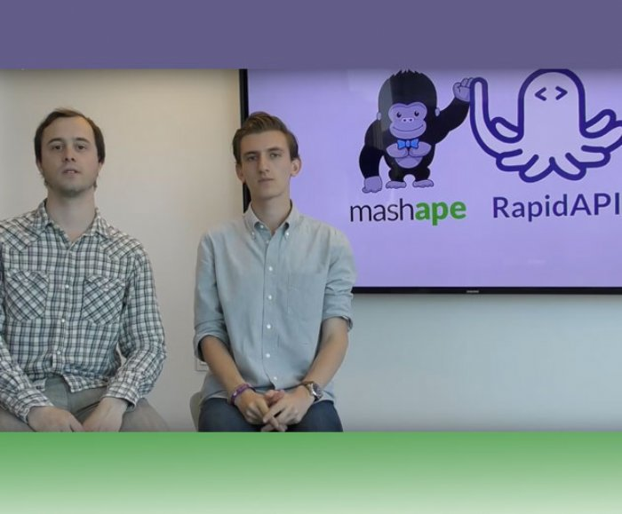 RapidAPI acquired the Mashape Marketplace