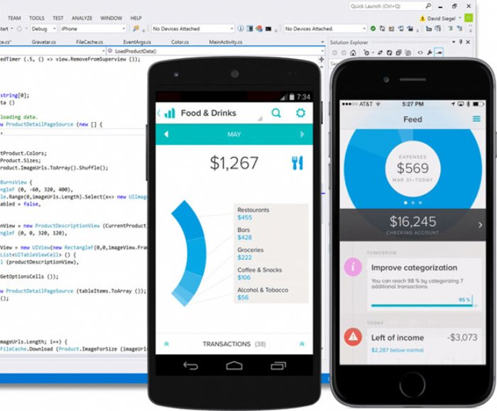 Microsoft to Acquire the Xamarin Mobile App Development Platform