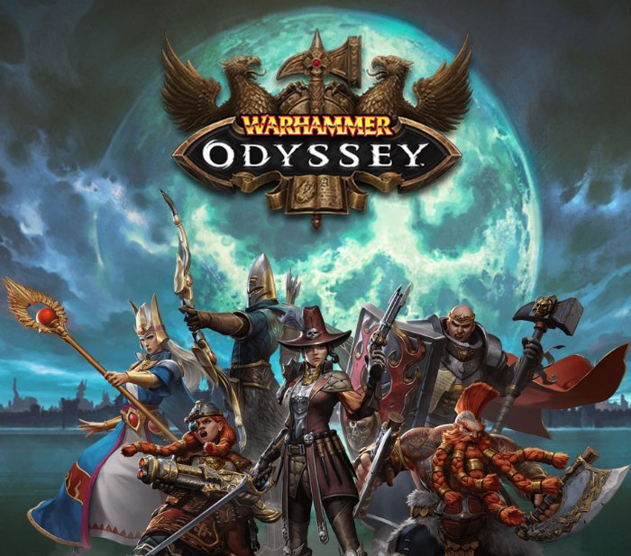 Mobile game Warhammer Odyssey coming soon