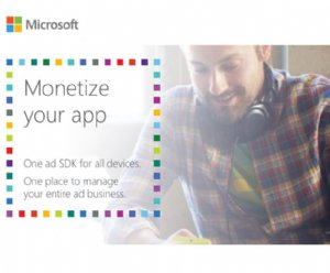 New App Monetization Capabilities With Microsoft Universal Ad Client SDK