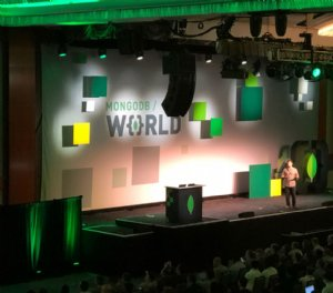 MongoDB World 2019 Day 2