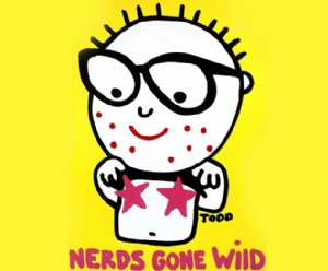 NERDS GONE WILD exhibit by Todd Goldman has reached New York