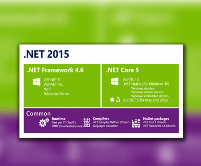 At Last! Microsoft Releases .NET as Open Source