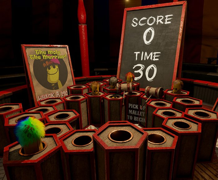 VR Funhouse Source Code Just Released By NVIDIA