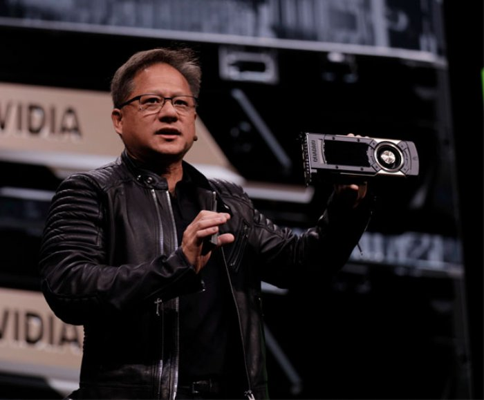 Wait, what did NVIDIA just announce