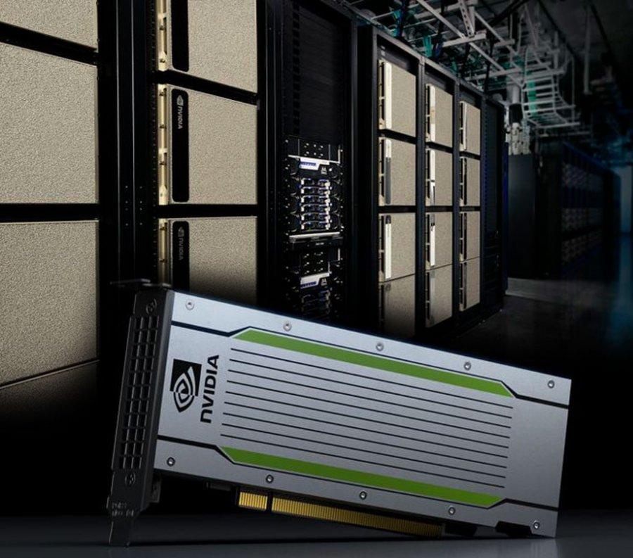 NVIDIAs AI platform sets new record