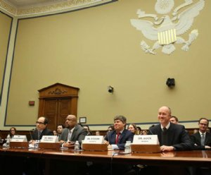 NVIDIA urges congressional committee to embrace AI