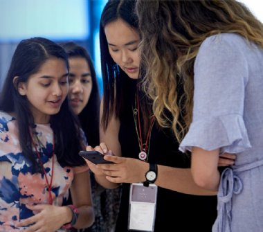 Teaching women in developing countries to build apps