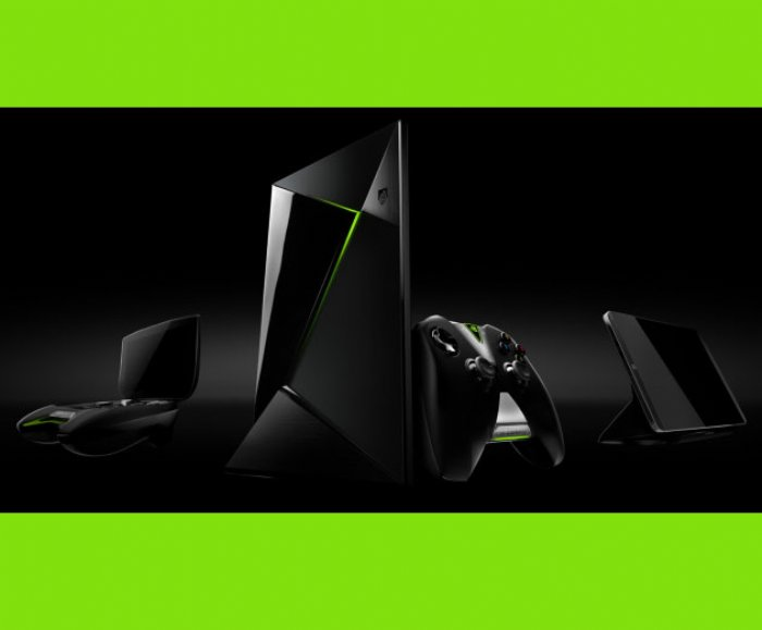 Nvidia Shield Android TV Console Allows Publishers to Stream