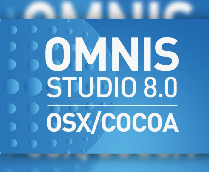 Omnis Studio 8.0 Platform Adds 64 bit and Cocoa API Support
