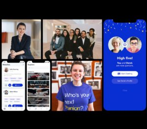 Panion social app fights loneliness in Sweden