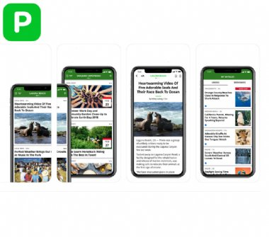 Get your hyperlocal news fix with the Patch