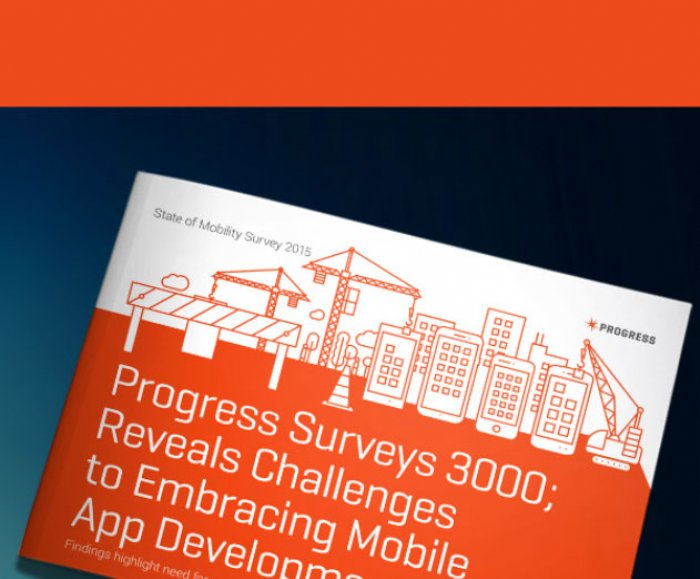 Telerik Survey Shows Over Half of Developers Have Never Built an App
