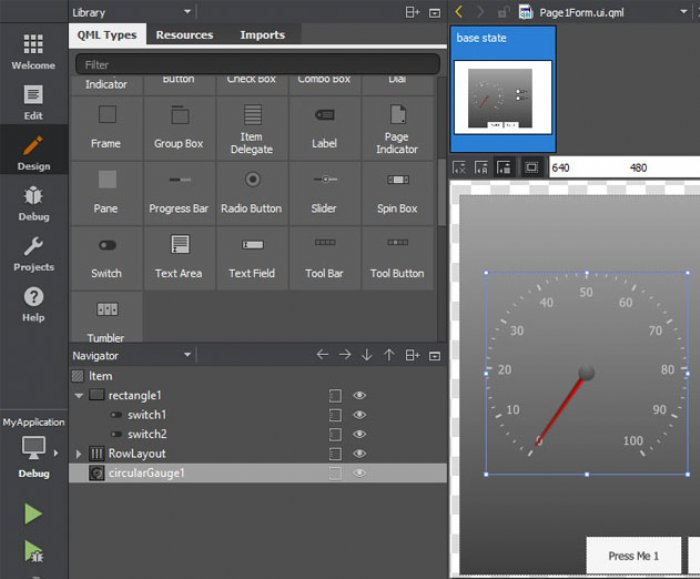 qt development in visual studio