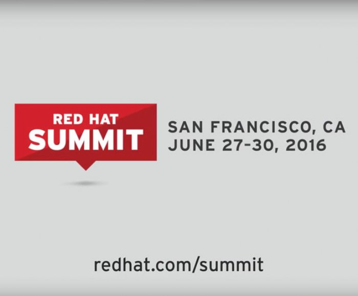Red Hat Summit to Be Held in San Francisco June 27 - 30