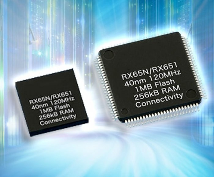Renesas Electronics expands their microcontroller offerings