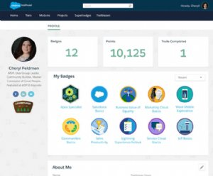 Trailhead Profiles and Social Logins announced by Salesforce