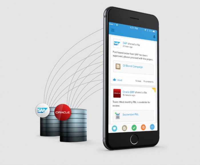 New Salesforce App Cloud Offers Platform for Building Connected Apps