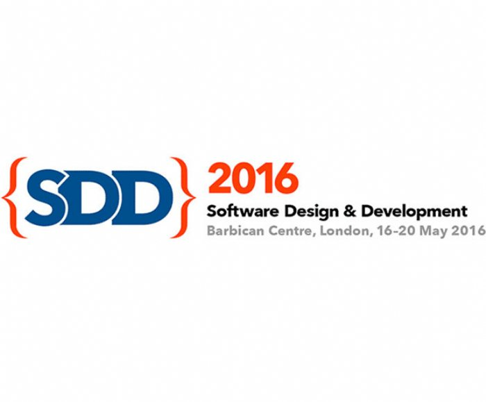 Software Design and Development Conference is May 16 – 20 in London