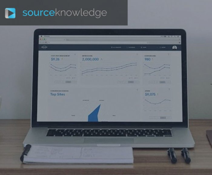 SourceKnowledge Has a New Javascript Ad Unit Anyone Can Use