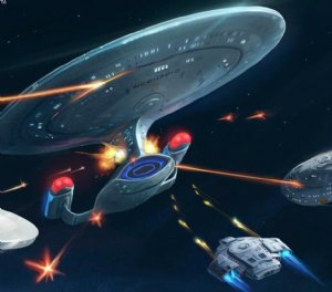 Star Trek Timelines developer Disruptor Beam teams with Tilting Point