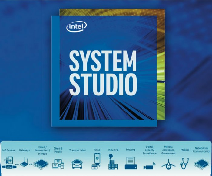 Intels New System Studio 2016 Enhances Performance of Embedded Applications