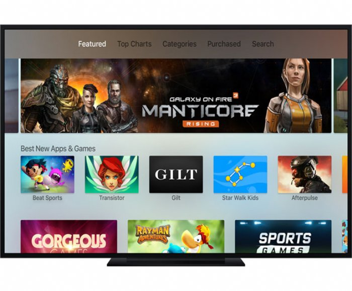 The Big News for App Developers is New Apple TV Store