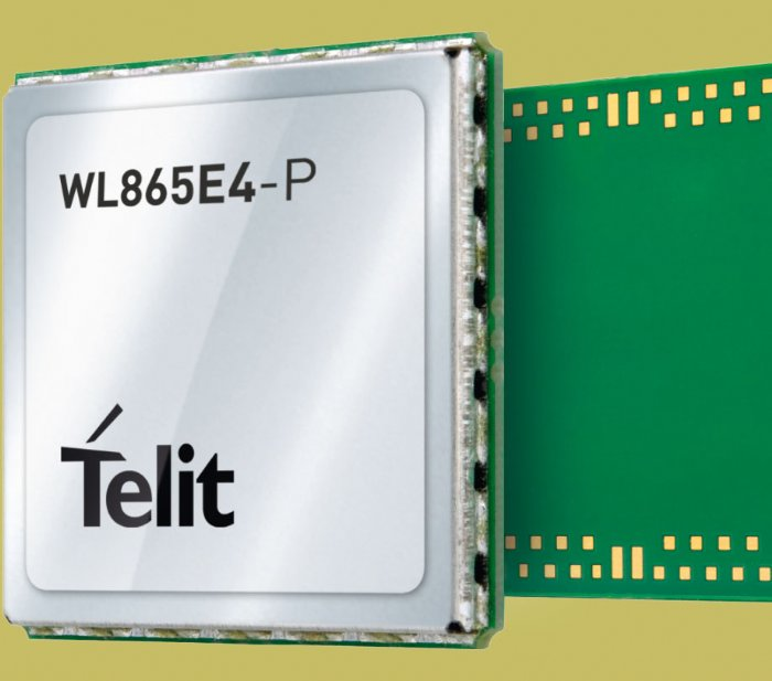 New IoT WiFi and BLE module operates for years on a single AA battery