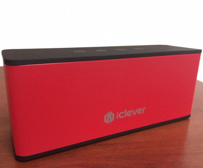 Review: The BTS08 Wireless Speaker by iClever