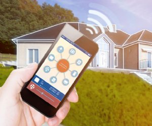 The smart home effect on IIoT facilities
