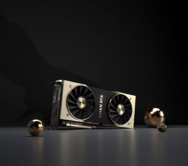 NVIDIA&#039s new TITAN RTX is a deep learning beast aimed at developers