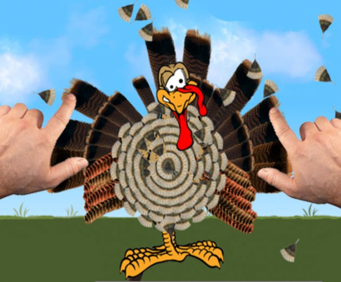 Turkey Plucker Thanksgiving Holiday App