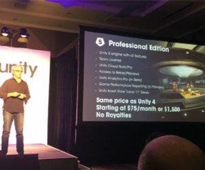 Unity Officially Launches Unity 5 during the GDC 2015 with Insane Features and New Pricing