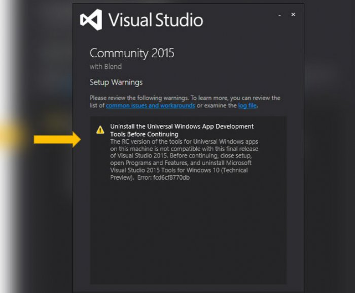 Visual Studio 2015 and Windows 10 SDK Release Dates Announced