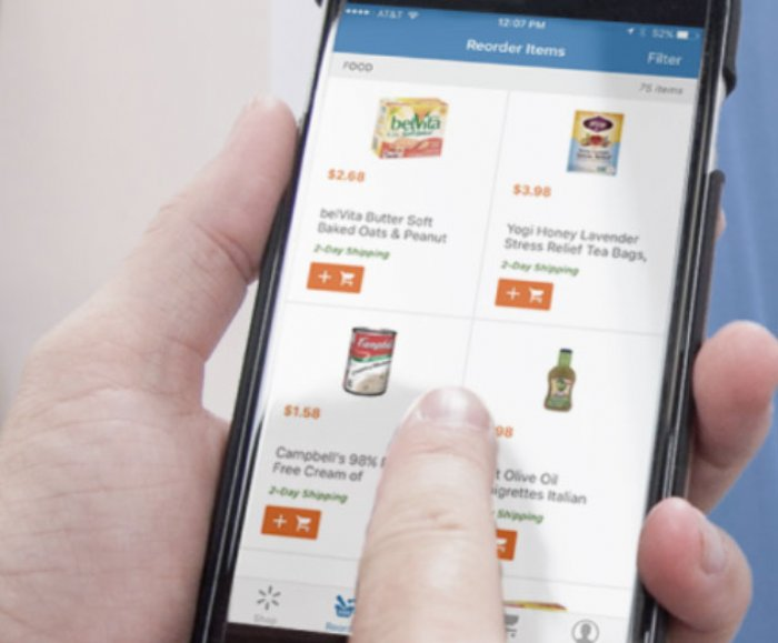 walmart partners with google and takes aim at amazon adm