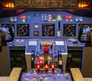 Warnings for aircraft cybersecurity
