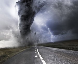 Experience severe weather in VR with new app from AccuWeather
